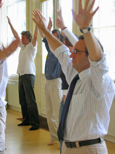 business tai chi | corporate mindfulness | the Netherlands
